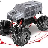 Electric RC drift toy car monster 2.4G remote control 1:16 RC drift climbing toy car for kids Christmas gift 666-283B