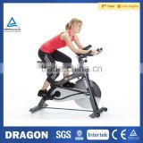 2017 COMMERCIAL GRADE SPIN EXERCISE BIKE 20KG Flywheel Cardio Machine Fitness Training Spinner SB468 with Smooth Belt Drive