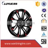 2016 new design replica alloy wheels/car wheels/dubai wheels with certificates