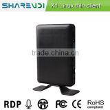 RDP 7.0 zero client Dual-core 1.2G thin client made in china linux OS thin client price