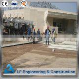 Free design prefabricated space frame function hall