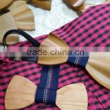 Wholesale 2016 Fashion Wooden Bow Tie