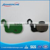 Bicycle spare part hydraulic brakes durable bicycle brake pads for sale