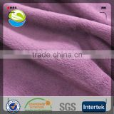 China factory wholesale hot sale in Brazil Market polyester micro velboa, plush toy fabric