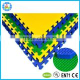 multi-color eva foam tatami mats judo mats