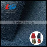 Polyester Habijabi Doddy Woven Fabric With PU/PVC Coating For Bags/Luggages/Shoes/Tent Using