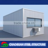 Woker domitoery used customized EPS sandwich panel container house