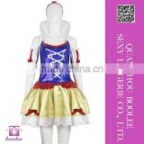 New 2015 Unique Design Wholesale Sexy snow white princess costume Poison Apple Body Shaper Costume