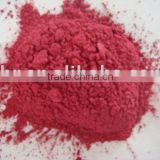 dehydrated red beet powder