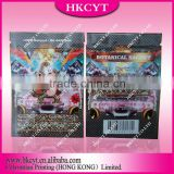 INquiry about Custom mylar herbal incense potpourri bag with zipper/plastic foil zipper bag