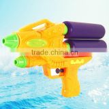 Ali baba hot sale plastic water gun toy