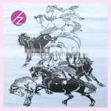 Gift for old people/ Chinese folk art paper-cut new years and Christmas gifts/Chinese handicraft paper cutting Creative horse