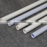 9.8mm Flags PVC Pipe Pole, customized processing of plastic parts