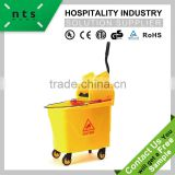 cleaning service trolley(double bucket)