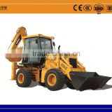 High quality China manufacture Most popular design wheel backhoe skid steer loader for sale
