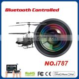 iPhone bluetooth controlled helicopter with CAMERA Gyroscope