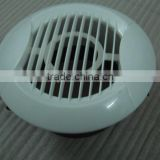 Round Linear ABS Air Vent