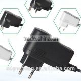 12V 0.5A ac adapter with CE TUV GS approval power adapter power supply led driver with CE UL SAA compliance