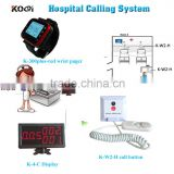 Nurse Call System Wireless Lengthen Wire Hospital Nurse Call Button Wireless Service Call Button Pager