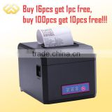 TP-8017 Thermal Receipt Printer 80mm With Auto Cutter Support Windows, Linux, Android and IOS system printing GPRS Printer                                                                         Quality Choice