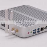 Thin Client PC With Barebone System MINI PC without Ram or Storage Intel Core i3 3217U Integrated Intel HD 4000 Graphics