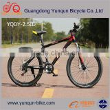 "Hot adult Mountain bicycle/ 26"" particular frame mountain bike/21 speed suspension fork MTB"