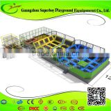 China Supplier Commercial Kids & Adults use Trampoline Indoor Mini