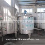 Cold and hot tank/aging tank/ Mixing tank