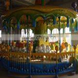 Children Candy Tree Carousel --Indoor Equipment Honey Tree Carousel Amusement Carousel Horse for Sale