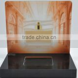 Factory OEM Acrylic Material perfume display stand used in retail shop from China
