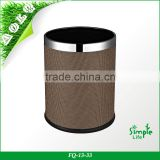 Dustbin/guest room dustbin/clients room dustbins/trash bins/guest room/room dustbins/Wastebaskets from China market chinese