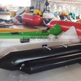 Exciting inflatable flying fish towable boat