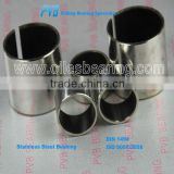 SS304 Stainless steel bush, SS316 Stainless steel bearing bushing, SF-1S dry sliding bearing