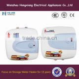 Portable electric water heater home appliance water heater shower with capillary thermostat