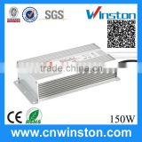 LPV-150-24 150W 24V 6.5A Factory classical Mean Well 155w switching power supply with battery charger