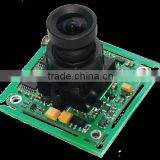 C429-L28 JPEG Compression VGA Camera Module WITH IR-CUT filter mounted on sensor &2.8mm lens