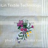 100% Cotton handkerchiefs Embroidery handkerchief