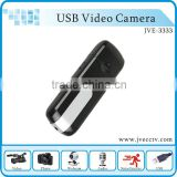 MAX 32GB 720*480 mini usb webcam,usb macro camera with webcam.usb mini digital camera JVE-3333B