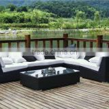 Outdoor rattan furniture set collection