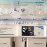Baby incubator LCD colorful touch screen DISON brand