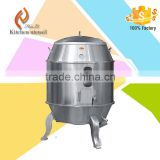 Restaurant stainless steel pig and duck roasting oven