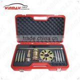 Winmax 18pcs Heavy Dutch Wheel Hub Puller Set car body tool WT05013