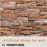 Nature texture stacked easy install random colors faux stone wall panels
