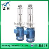 high shear batch mixers /high shear mixer/homogenizer/disperser mixer dispersion paint batch high shear mixer
