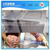 one pan fried ice machine roll maker for ice cream shops made in China                                                                         Quality Choice