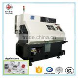Cnc Turning Lathe BY20B 3-axis Chinese Precise CNC Lathe for Metal working