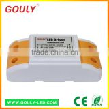 24-36v constant voltage triac dimmable 12-60w Gouly led driver power supply