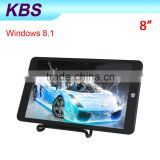 "2015 Best Selling 8"" Tablet Pc With Bluetooth,GPS,FM,Camera,G-sensor,Capacitive Screen"
