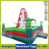 Best Quality NEVERLAND TOYS Funny Sports Inflatable Bouncer Inflatable Rock Climbing Holds For Kids