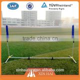 High quality multi-function portable badminton ( tennis) rack or set from China biggest net factory Hunan Xinhai